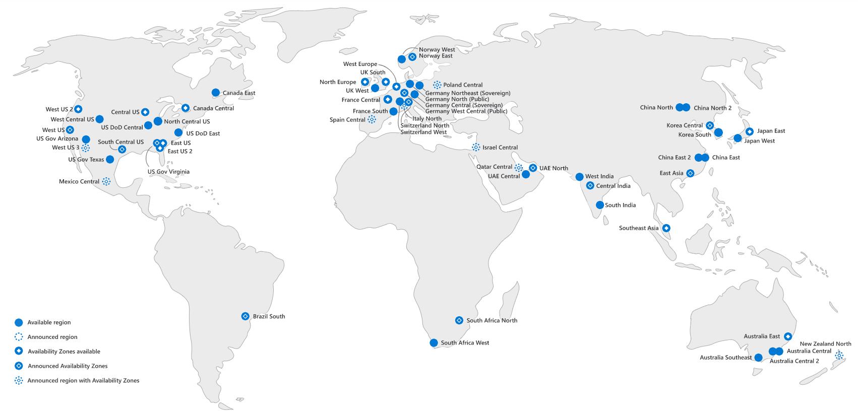 Microsoft Azure expansie